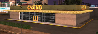 Casino Floor