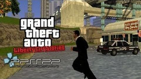 GTA Liberty City Stories Gameplay (PPSSPP)