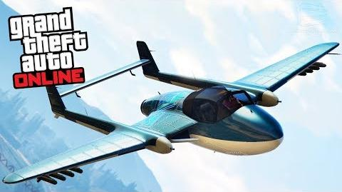 GTA Online - Buckingham Pyro -Smuggler's Run Update-