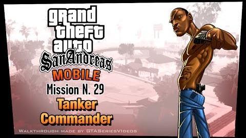 GTA San Andreas - iPad Walkthrough - Mission 29 - First Date Tanker Commander (HD)