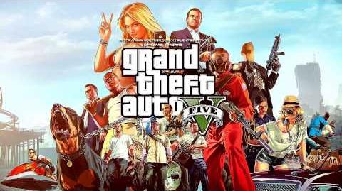Grand Theft Auto GTA V - Original Loading Screen Music Theme