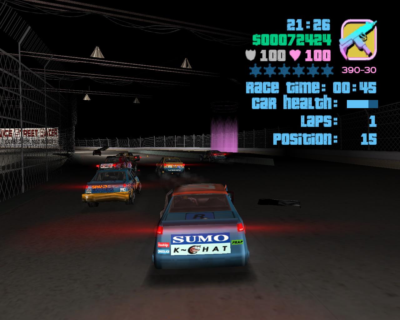 gta san andreas race cars cheats