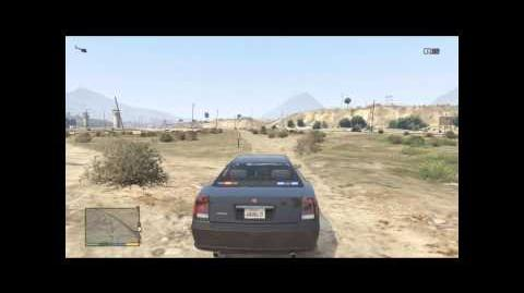 Where to Find the FIB Unmarked Police cars- GTA 5!!!