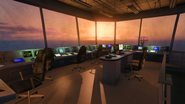 Fort Zancudo Tower Interior GTAV