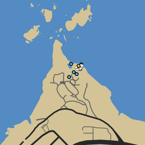 GTAO-Adventure TEAM!! Map
