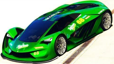 GTA Online SA Super Sport Series - Pegassi Tezeract