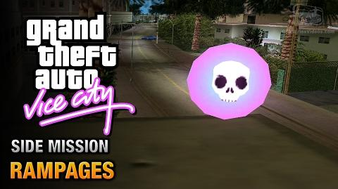 GTA Vice City - Rampages