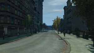 Keneckie Avenue-GTAIV-North
