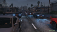 South Los Santos GTAV Street Race Grid