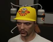 SupaWet beer hat