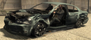 Vehicle damage (GTA4)