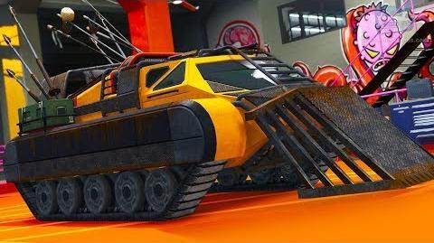 GTA Online Arena War - HVY Scarab (Apocalypse, Future Shock & Nightmare)
