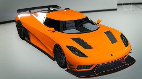 GTA Online SA Super Sport Series - Overflod Entity XXR
