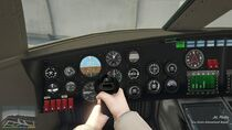 Jet GTAVe Interior