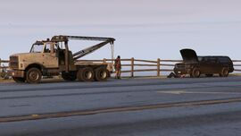 Large Towtruck GTAV Procopio Spawn