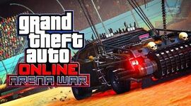 GTA Online Arena War Modes Gameplay