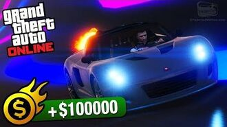GTA Online Premium Race - Pulse