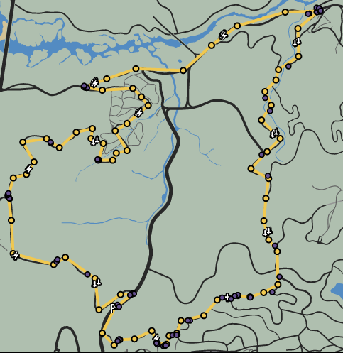 Nurburgring GTAO Verified Map