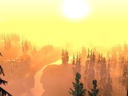 SunriseoverFlintCounty