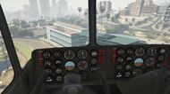Xero Blimp GTAVe 1st Person Cockpit