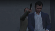 Dead Man Walking GTAV Truncheon