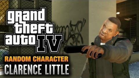 GTA 4 - Random Character 13 - Clarence Little (1080p)