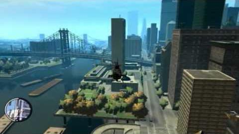 GTA TBoGT How to get the SKYLIFT on PS3 !!!