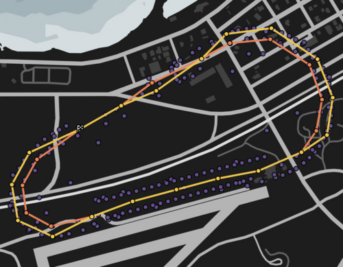 HotringCircuit--GTAO-SandyShores Map