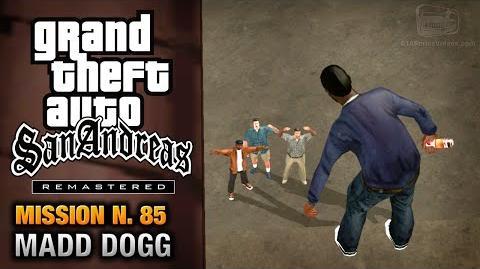 GTA San Andreas Remastered - Mission 85 - Madd Dogg (Xbox 360 PS3)