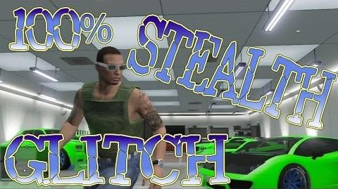 how to raise stealth in gta 5 online