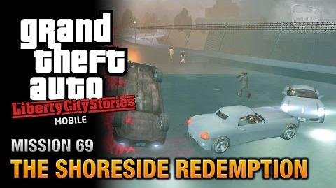 GTA Liberty City Stories Mobile - Mission 69 - The Shoreside Redemption