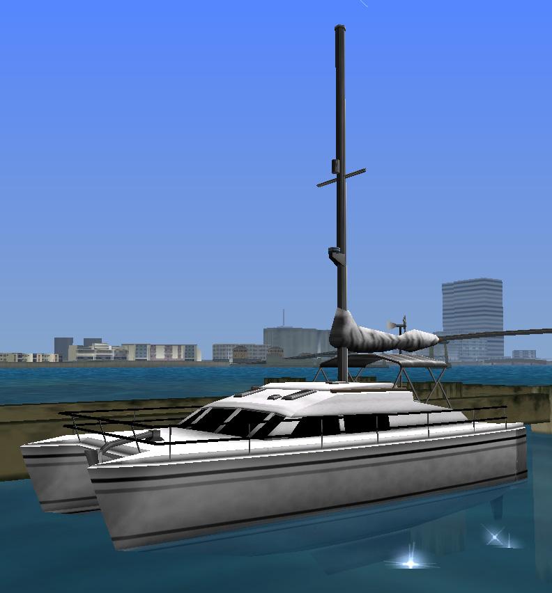 gta vice city boat controls
