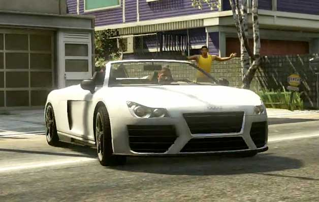 Image Deceptor GTA IVjpg GTA Wiki FANDOM Powered By Wikia - Audi car gta 5