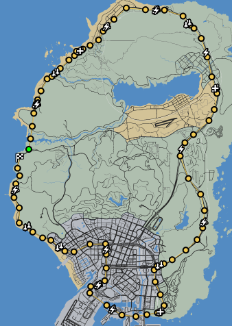 Long Haul 2 GTAO Verified Map