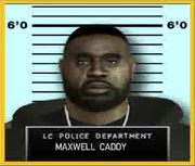 Maxwell caddy