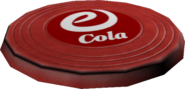 ECola-GTAV-FrisbeeModel