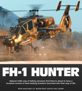 FH1-Hunter-GTAO-Poster