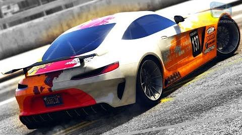 GTA Online Benefactor Schlagen GT