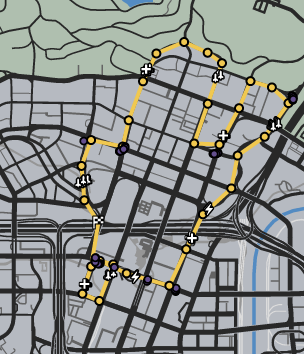 Hipster Happy Hour GTAO Verified Map