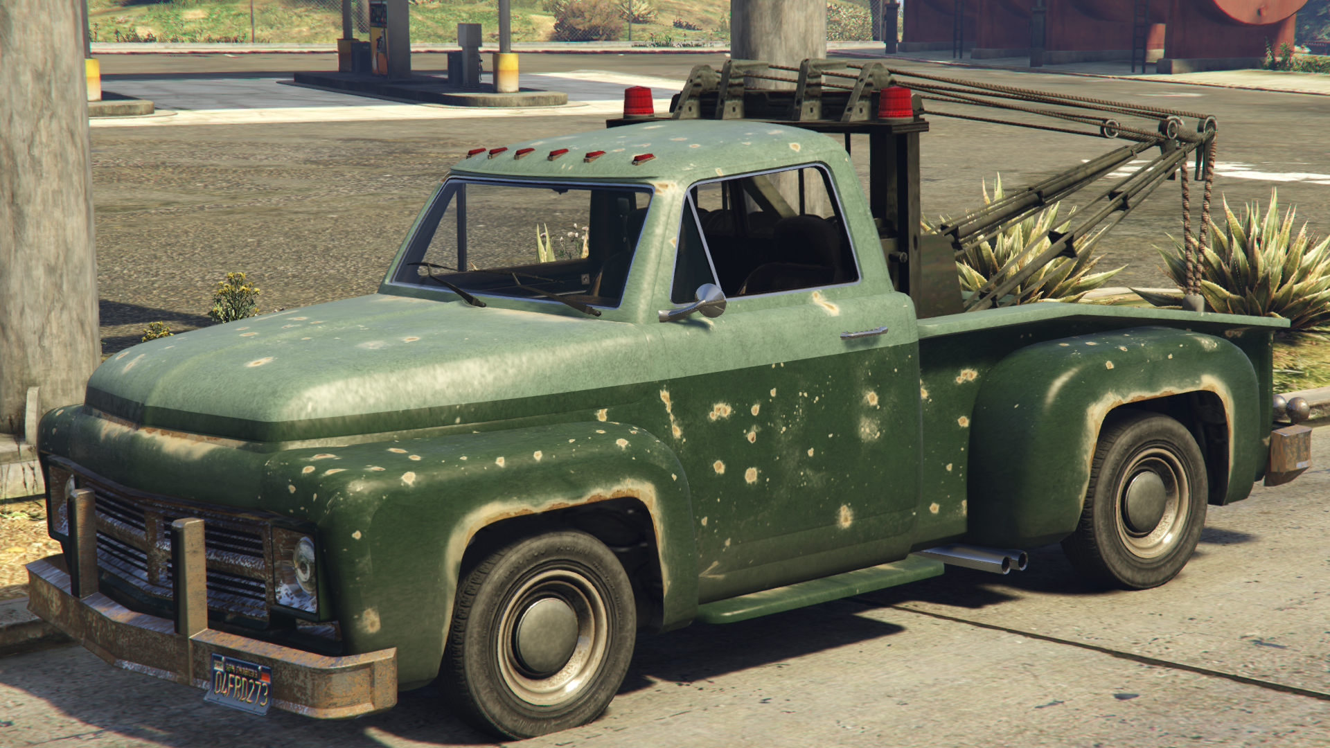 Gta 5 Tow Truck Best Image 1954 Dodge Towtruck Wiki Fandom Powered By Wikia