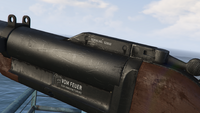 Compact Grenade Launcher-GTAV-Markings