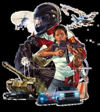 Mainpage GTAO FreemodeEvents