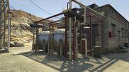 Harmony Fuel Depot GTAV Detail