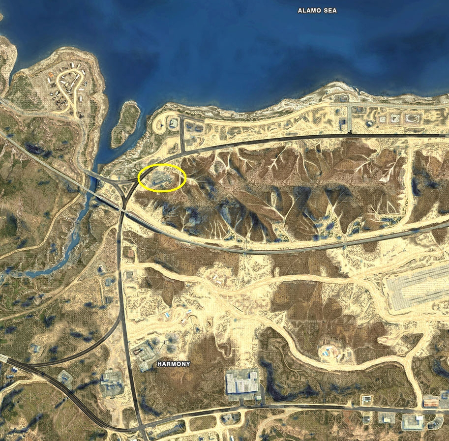 Image - Harmony Fuel Depot GTAV Map.jpg | GTA Wiki | FANDOM powered ...