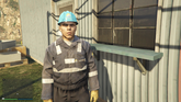 Zancudo Treatment Works GTAV LSDWP Worker