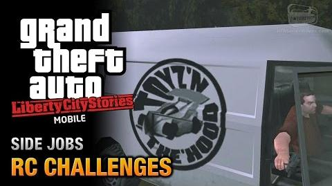 GTA Liberty City Stories Mobile - RC Challenges (Thrashin' RC, Ragin' RC, Chasin' RC & RC Triad)