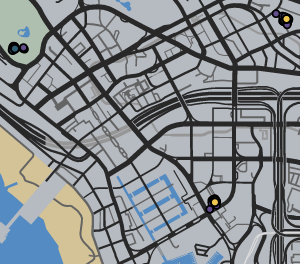 GTAO-Stealing a Dead Person Map