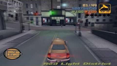 GTA 3 - Walkthrough - Mission 56 - Gangcar Round-Up (HD)