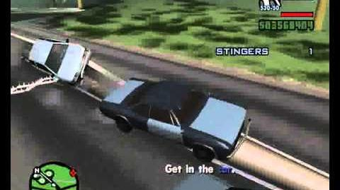 GTA San Andreas PC Mission 64 Puncture Wounds