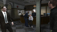 Westminster Police Station inside GTAIV
